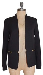 H&M Night Out Business Casual BLACK Blazer