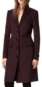 Burberry plum Jacket