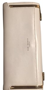 Ted Baker white Clutch