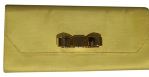 Ted Baker Yellow Clutch