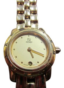 Fendi Women's Fendi Watch Sapphire Crystal Jeweled Movement Accurate Time