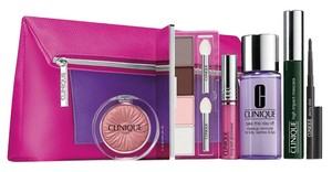 Clinique Clinique Pretty Wow, Pretty Now 7 pc Makeup Set w/ Bag ($100 Value)
