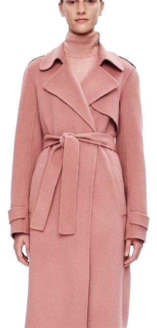Item - Pink Oaklane Divided Open-front Coat Size 4 (S)