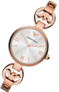 Emporio Armani NEW Authentic Emporio Armani Women's AR1773 Classic Rose Gold Watch