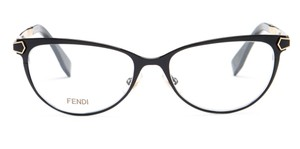 Fendi Fendi Women's Black Acetate Optical Eye Glasses
