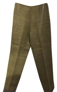 Dana Buchman Trouser Pants green