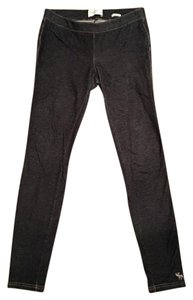 Abercrombie & Fitch Jeggings-Dark Rinse