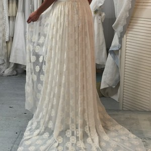 Madeleine Fig Avery Skirt Wedding Dress