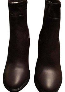 Vince black cherry/brown Boots