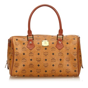 MCM 7cmchb004 Tote in Brown