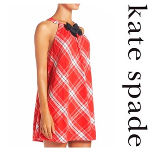 Kate Spade short dress Red, White, Black on Tradesy