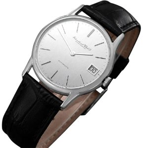 IWC 1979 IWC Vintage Mens Ultra Thin Automatic Watch - Stainless Steel - V