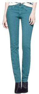 Tory Burch Skinny Jeans-Coated