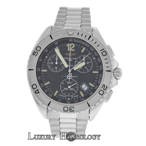 Breitling Authentic Mint Breitling Shark A53605 Stainless Steel 41mm Chronograph