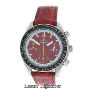 Omega Men's Omega Speedmaster Schumacher 3510.61 Steel Chrono Automatic
