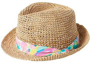 Lilly Pulitzer Lilly Pulitzer Poolside Fedora Hat