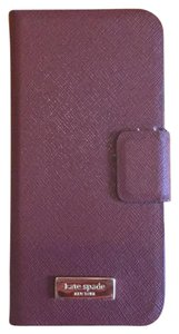 Kate Spade Leather Folio Case
