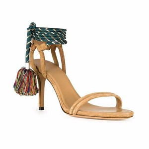 Isabel Marant Camel Sandals