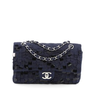 Chanel Classic Pailette Shoulder Bag