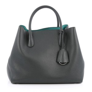 Dior Open Bar Leather Tote