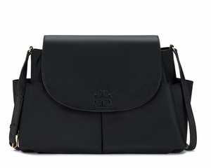 Tory Burch Black Diaper Bag