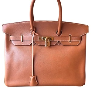 2a9e7123a430 Herm?s Birkin Courcheval 35cm Kelly Tote in Gold w/ gold hardware