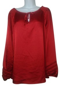 Jones New York Top Red