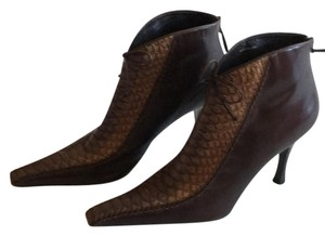 Linea Paolo Chocolate Brown Boots