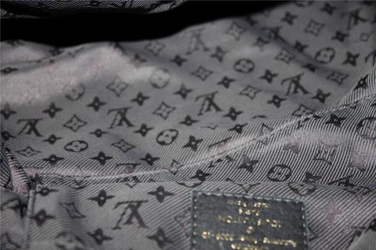 Louis Vuitton Automne Hiver Limited Edition Double Jeu Neo Alma Tote in GRAY METALLIC