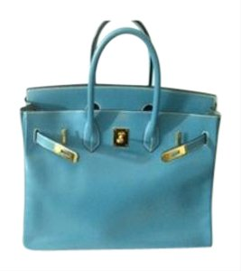 Hermès Tote in Blue