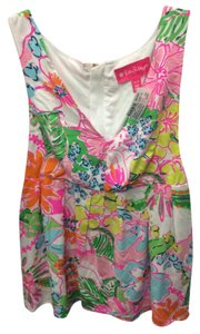 Lilly Pulitzer Top Multi