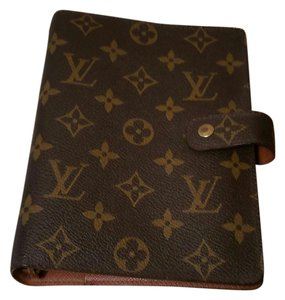 Louis Vuitton Louis Vuitton Monogram Agenda MM