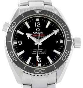Omega Omega Seamaster Planet Ocean Watch 232.30.42.21.01.001 Year 2013