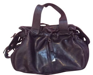 Francesco Biasia Leather Shoulder Bag