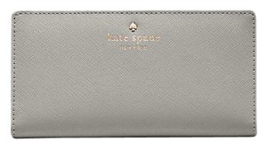 Kate Spade New Kate Spade Mikas Pond Stacy Wallet Anthracite