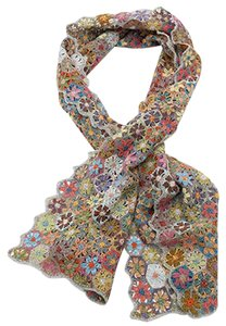 SOPHIE DIGARD SOPHIE DIGARD COLLECTOR CROCHET SCARF