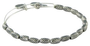 Alex and Ani Indus Beaded Expandable EWB Bracelet Russian Silver