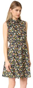 Tory Burch short dress Floral Color on Tradesy