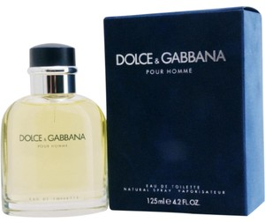 Dolce&Gabbana DOLCE & GABBANA POUR HOMME-MADE IN UK