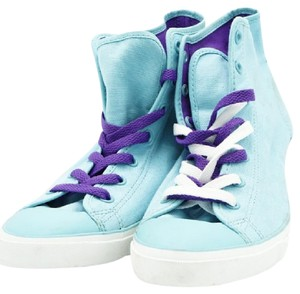 Converse Blue, Purple Athletic
