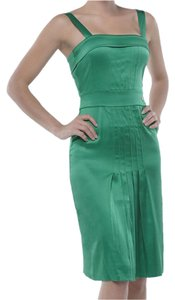 Roberto Cavalli short dress Green Made In Italy Sheath Cavalli Summer on Tradesy