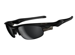 Oakley Oakley Fast Jacket Fast Jacket Polished Black/BlackIridium OO9097-01