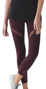 Lululemon Lululemon high times wrap mesh Bordeaux Drama 4