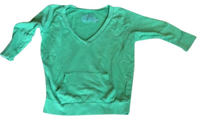 Preload https://item5.tradesy.com/images/michael-stars-jelly-green-hoodie-2102214-0-0.jpg?width=400&height=650