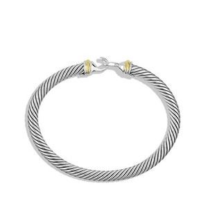 David Yurman David Yurman Cable Buckle Bracelet