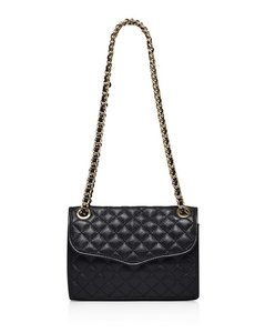 Rebecca Minkoff Leather Night Out Shoulder Bag