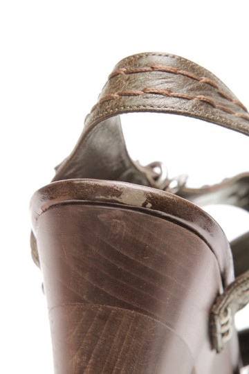 Prada Militaire (Olive Green) Sandals Image 7