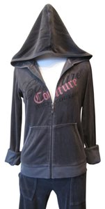 Juicy Couture JUICY COUTURE DARK GREY TRACKSUIT