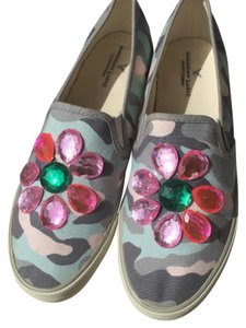 American Eagle Outfitters multi color Flats