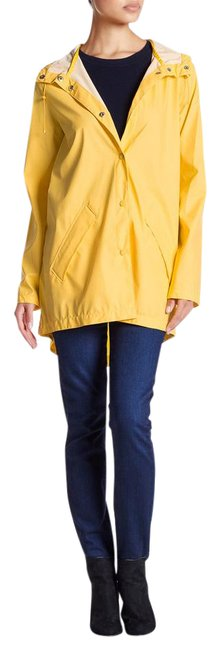 Item - Sunray Yellow Rubber Coat Size 12 (L)
